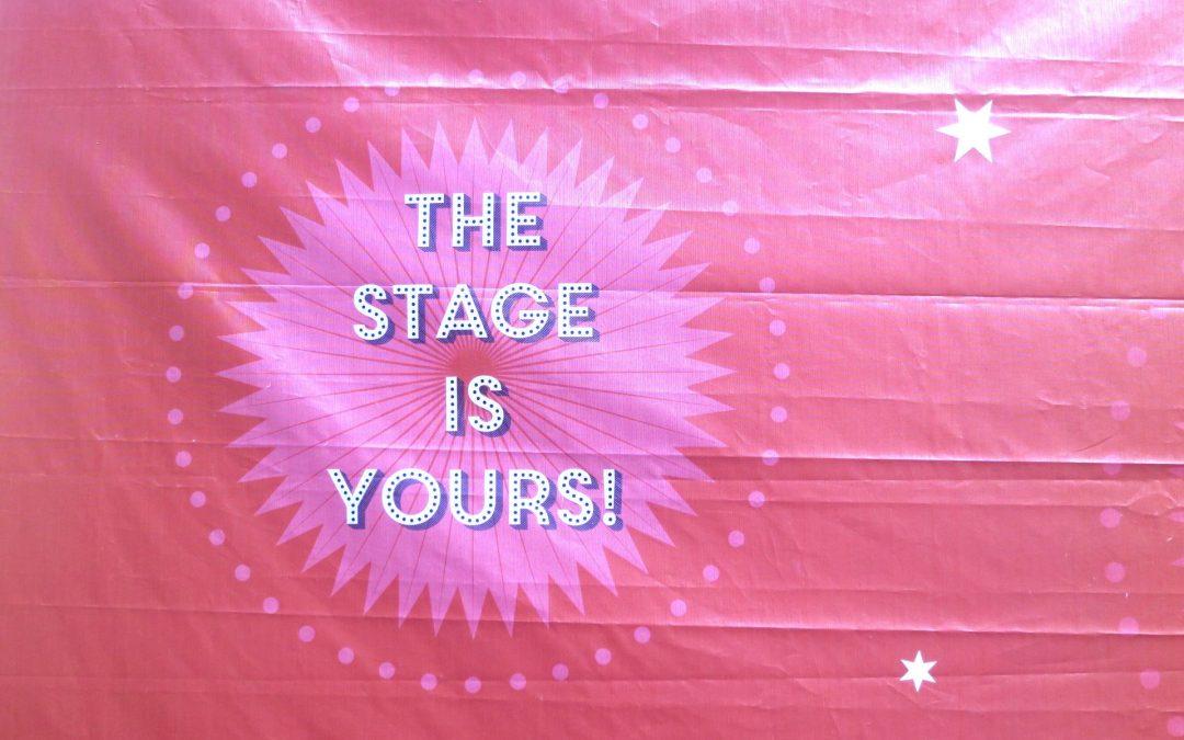 Bühne frei für die Innere Rampensau!