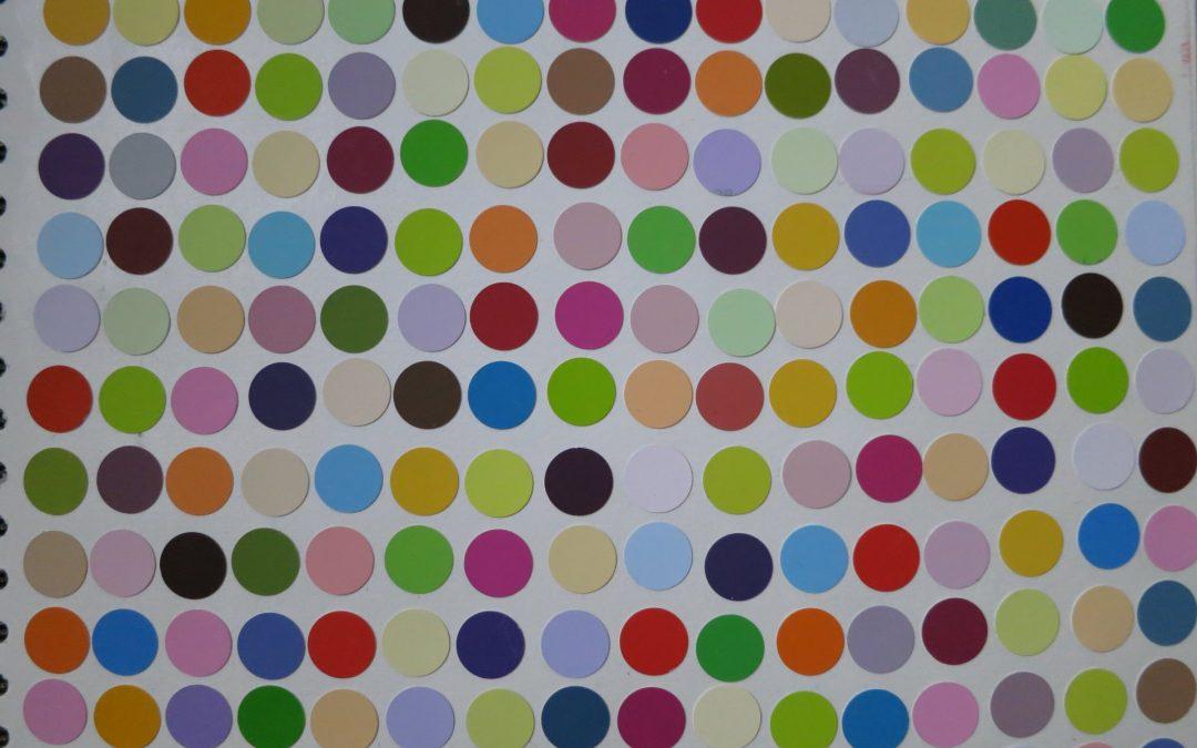 Farben sammeln