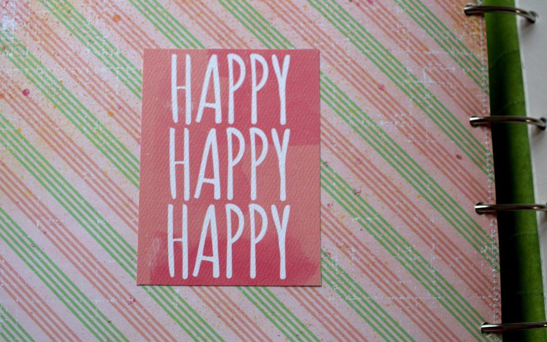 Kapitalband, Oma-Tisch und Happy Faces
