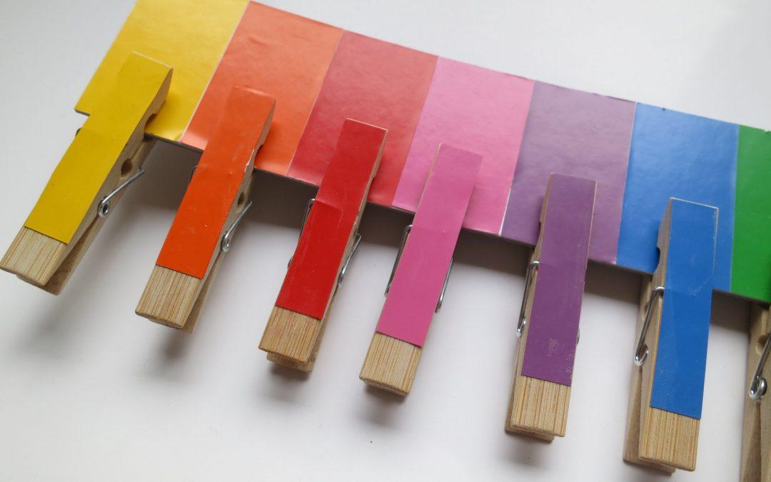 Farben sortieren
