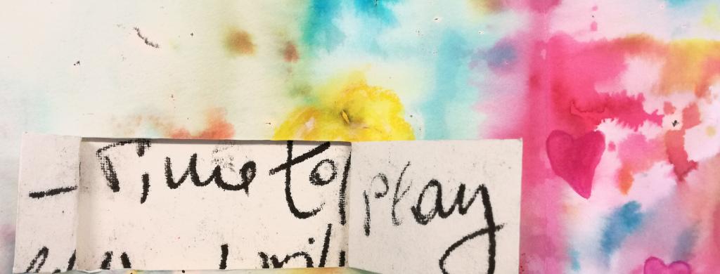 Playroom of my own – Spielraum für die Seele