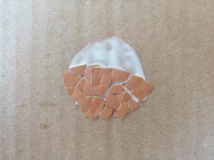 eierschalenmosaik